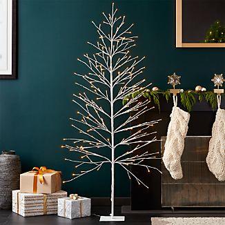 LED 7 ' Birch Tree