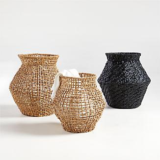 Wonky Weave Baskets