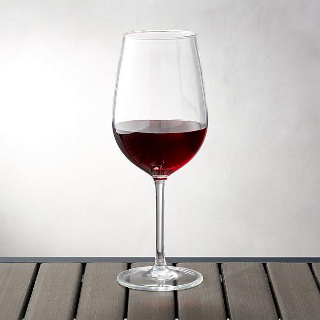 Acrylic Wine Glass - Image 1 of 6