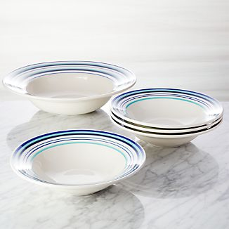 Set of 5 Lago Bowls