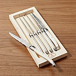 Laguiole ® Ivory  Steak Knives, Set of 6