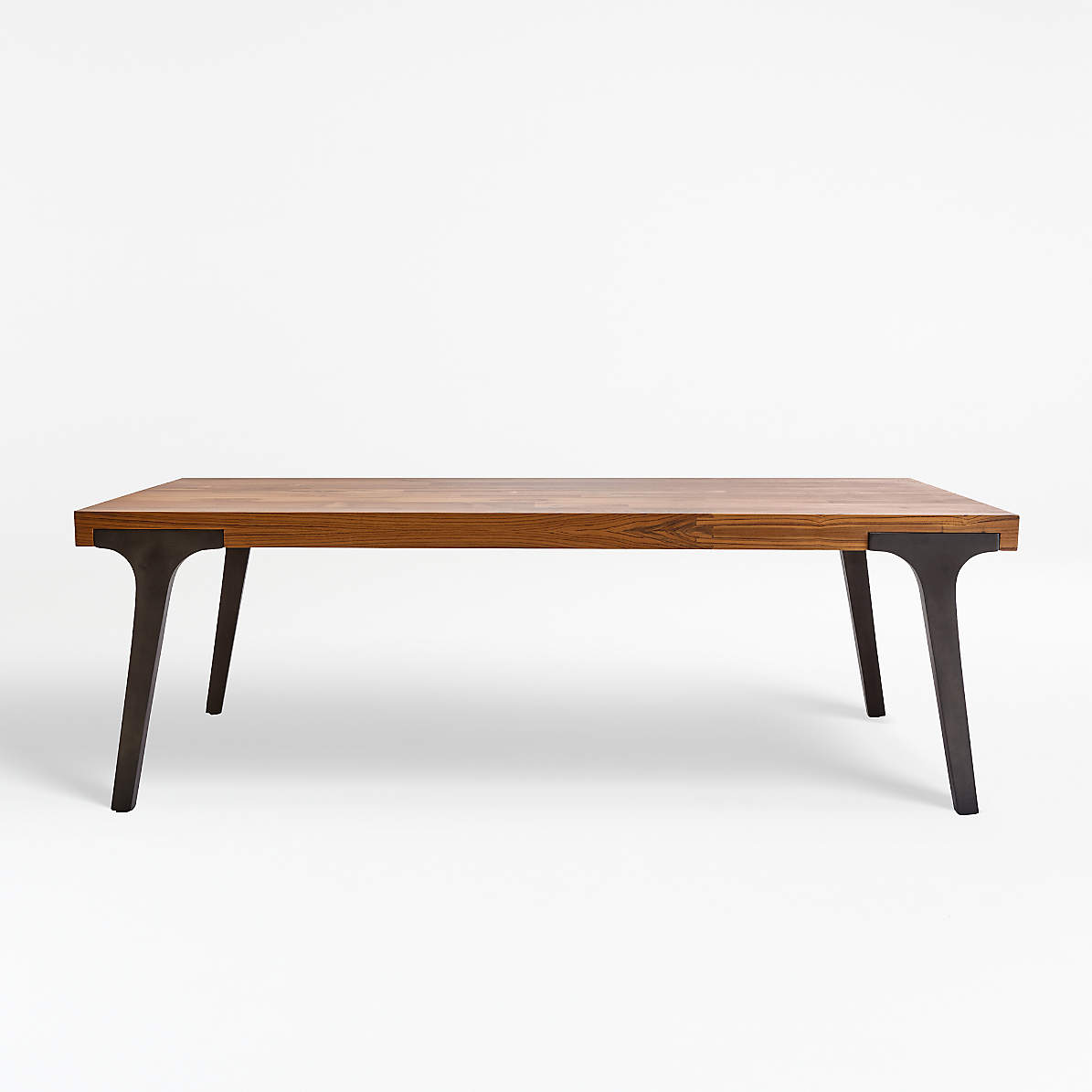 Lakin Recycled Teak Coffee Table Reviews Crate And Barrel