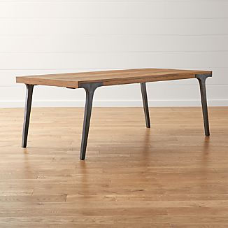 Superieur Lakin Recycled Teak Extendable Dining Table