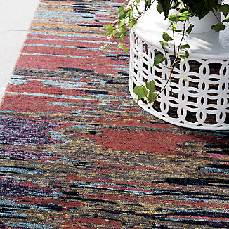 Lamond Indoor/Outdoor Multicolor Rug