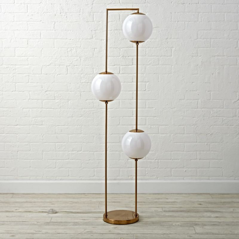 Cosmos Floor Lamp Reviews Crate and Barrel