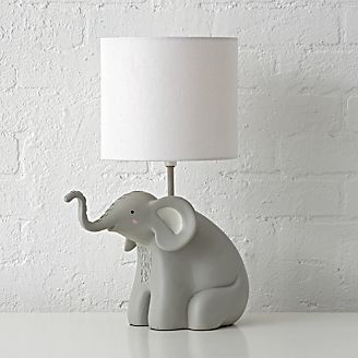 Exceptional Elephant Table Lamp