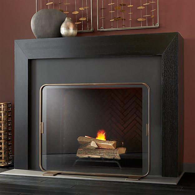 Lana Fireplace Screen - Image 1 of 8