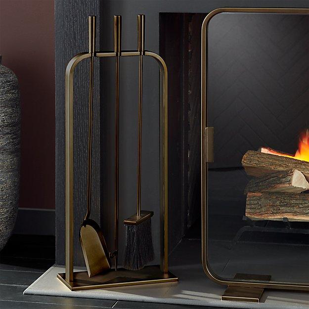 Lana Fireplace Tools