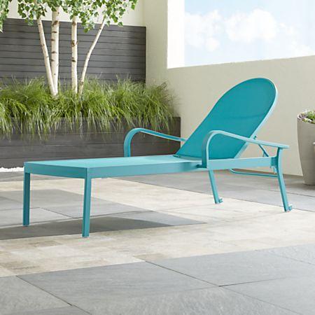 Brilliant Lanai Aqua Mesh Chaise Lounge Machost Co Dining Chair Design Ideas Machostcouk