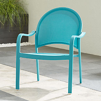 Lanai Aqua Mesh Lounge Chair