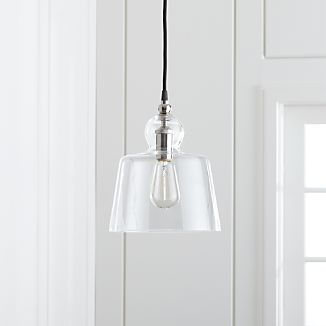 crate and barrel lighting fixtures. Lander Polished Nickel Pendant Light Crate And Barrel Lighting Fixtures D