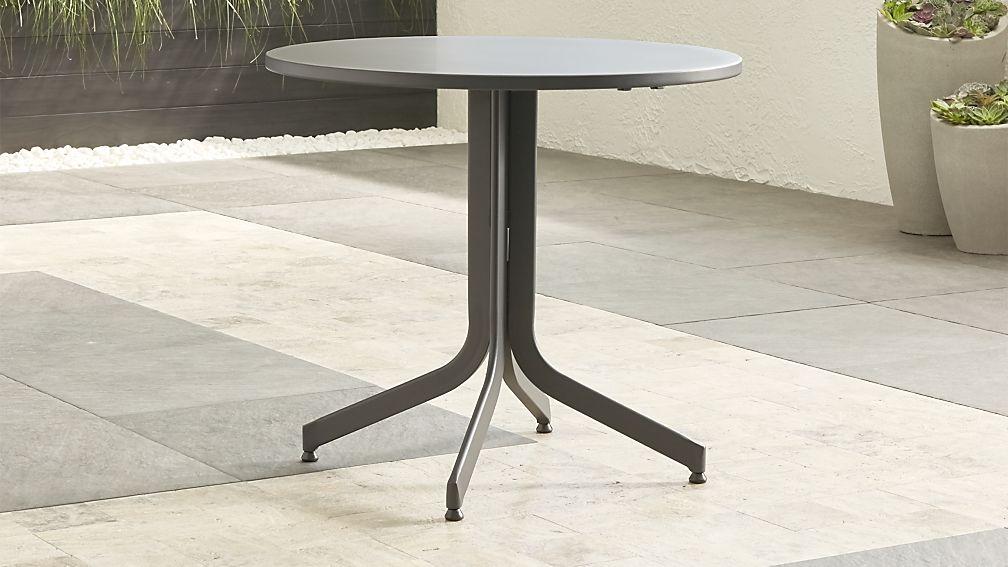 Lanai Round Fliptop Dining Table - Image 1 of 12