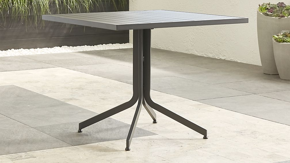 Lanai square fliptop dining table reviews crate and barrel watchthetrailerfo