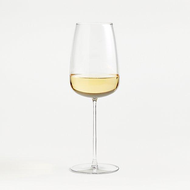 Lark White Wine Glass - Image 1 of 2