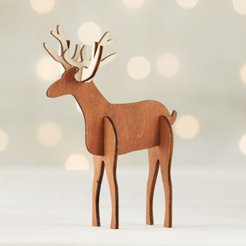 Laser Cut Deer Crate And Barrel