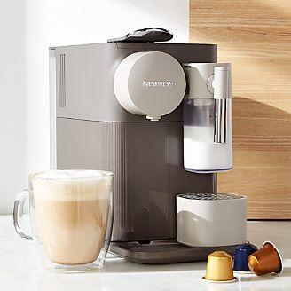 DeLonghi R Warm Slate Lattissima One Espresso Maker