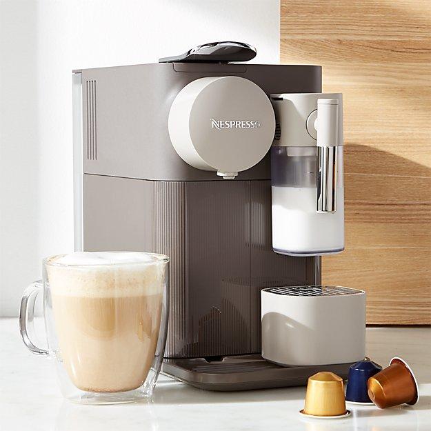 Delonghi Warm Slate Lattissima One Espresso Maker