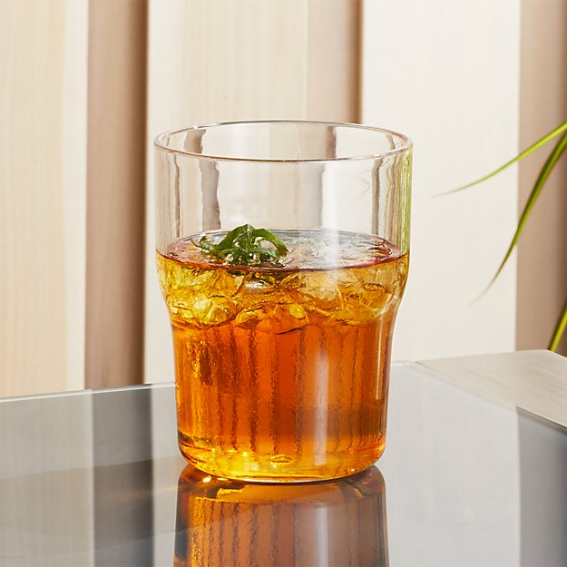 Lawson Stacking Acrylic Double Old-Fashioned Glass - Image 1 of 6