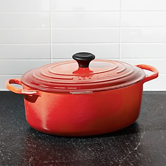 Le Creuset ® Cerise Red 6.75-Qt. Oval French Oven
