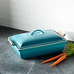 Le Creuset ® Heritage Covered Rectangle Caribbean Baking Dish