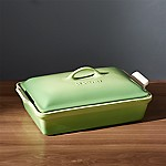 Le Creuset ® Heritage Covered Rectangle Palm Baking Dish