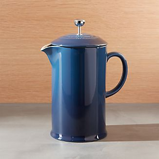 Le Creuset ® Ink French Press