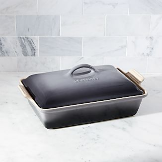 Le Creuset ® Heritage Covered Rectangular Oyster Baking Dish