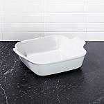 Le Creuset ® Heritage White 3-Qt. Square Baking Dish