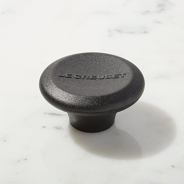 Le Creuset ® Large Black Knob
