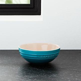 Le Creuset ® .6-Qt. Caribbean Blue Ceramic Multi Bowl
