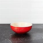 Le Creuset ® .6-Qt. Cerise Red Ceramic Multi Bowl