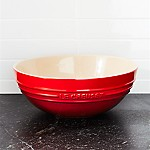 Le Creuset ® 3.1-Qt. Cerise Red Ceramic Multi Bowl
