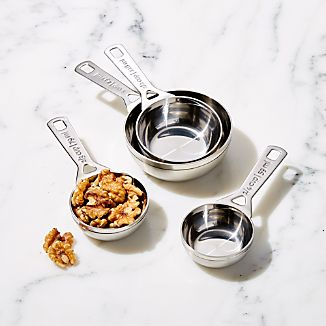 Le Creuset ® Stainless Steel Measuring Cups
