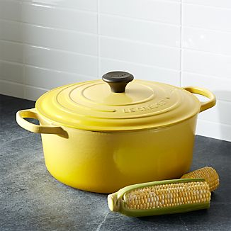 Le Creuset ® Signature 7.25-qt. Round Soleil French Oven with Lid