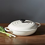 Le Creuset ® Signature 3.5 qt. Cream Everyday Pan