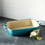 Le Creuset ® Signature 5.25-qt. Caribbean Blue Roaster