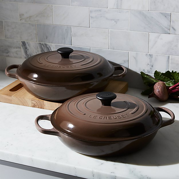 Le Creuset ® Signature Truffle Everyday Pans