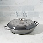 Le Creuset ® Signature 3.75 qt. Oyster Everyday Pan