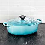 Le Creuset ® Signature 3.5-qt. Caribbean Oval French Oven