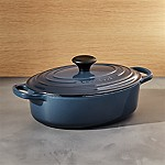 Le Creuset ® Signature 3.5-qt. Ink Oval French Oven
