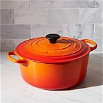 Le Creuset ® Signature 7.25-qt. Flame Round Dutch Oven