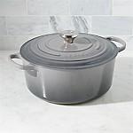 Le Creuset ® Signature 7.25-Qt. Oyster Round Dutch Oven