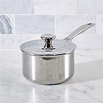 Le Creuset ® Signature Stainless Steel 2 qt. Saucepan with Lid