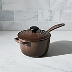 Le Creuset ® Signature 1.75 qt. Truffle Saucepan with Lid