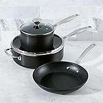 Le Creuset ® 5-Piece Toughened Nonstick Cookware Set