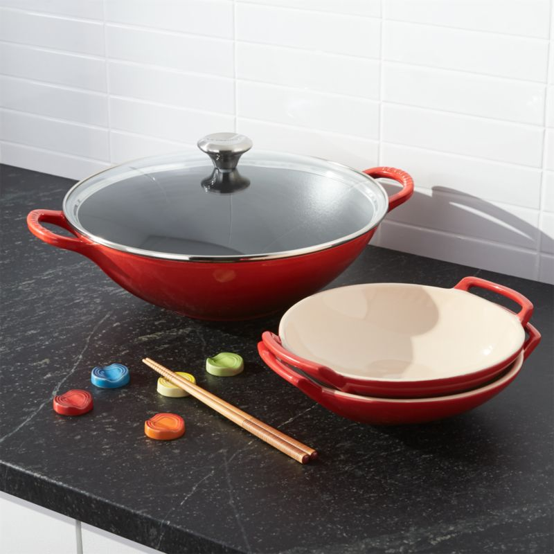 wok trendy wok with wok kamado joe cast iron wok with wok trendy gsw titanium granit. Black Bedroom Furniture Sets. Home Design Ideas