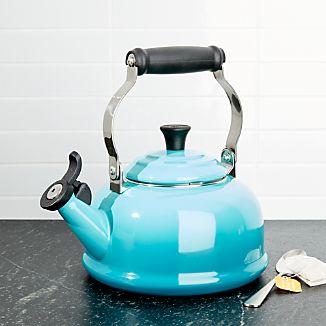 Le Creuset ® Classic Caribbean Blue Kettle