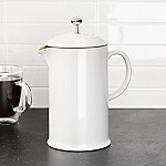 Le Creuset ® White French Press