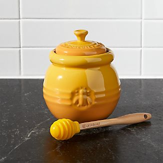 Le Creuset ® Honey Pot with Dipper