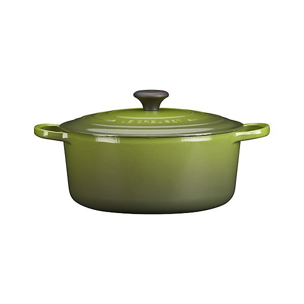 Le Creuset ® 7.25 qt. Round Spinach French Oven with Lid